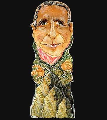 Buchstütze Gertrude Stein